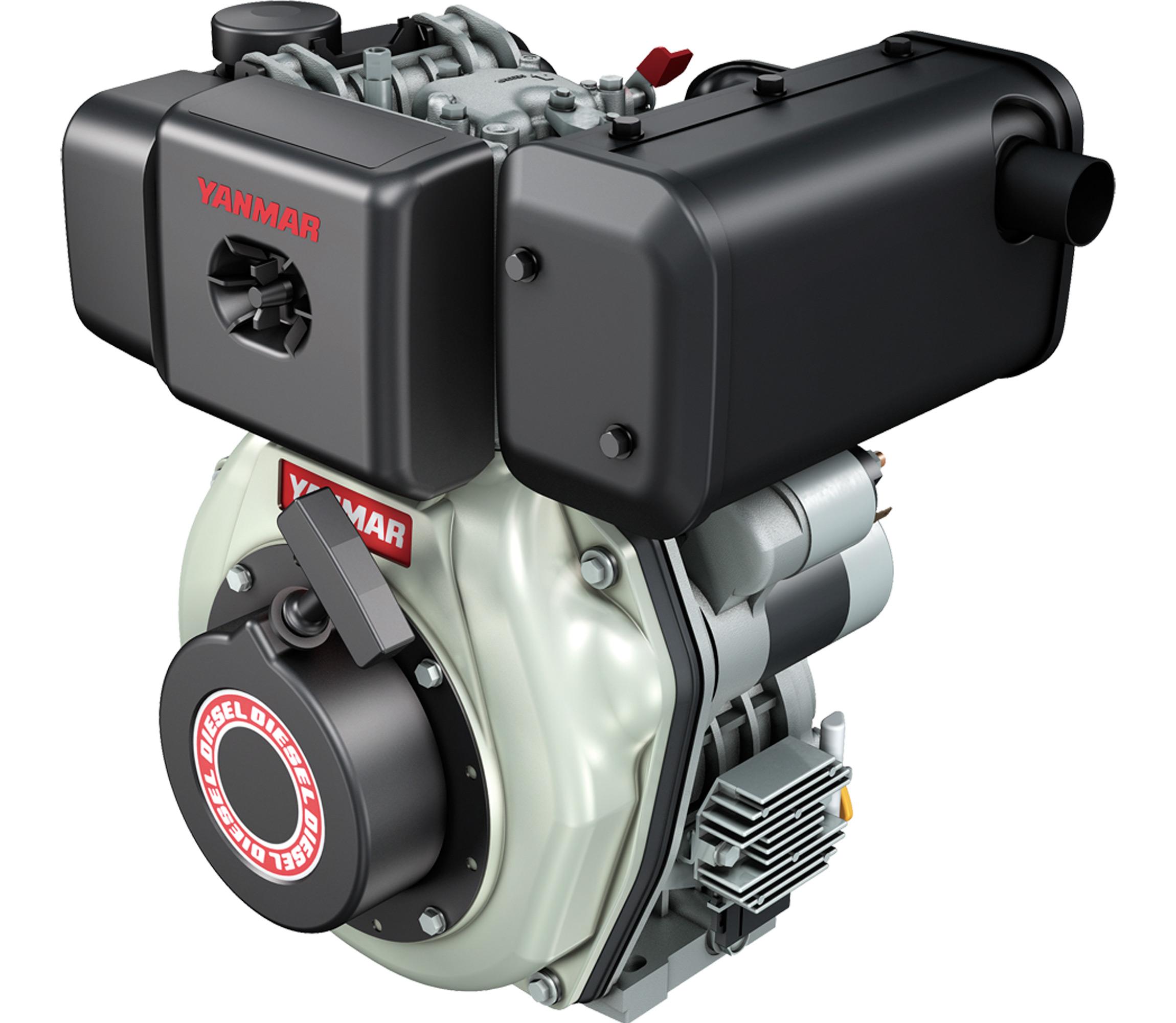 9.3 hp @ 3600 rpm | L100W Image