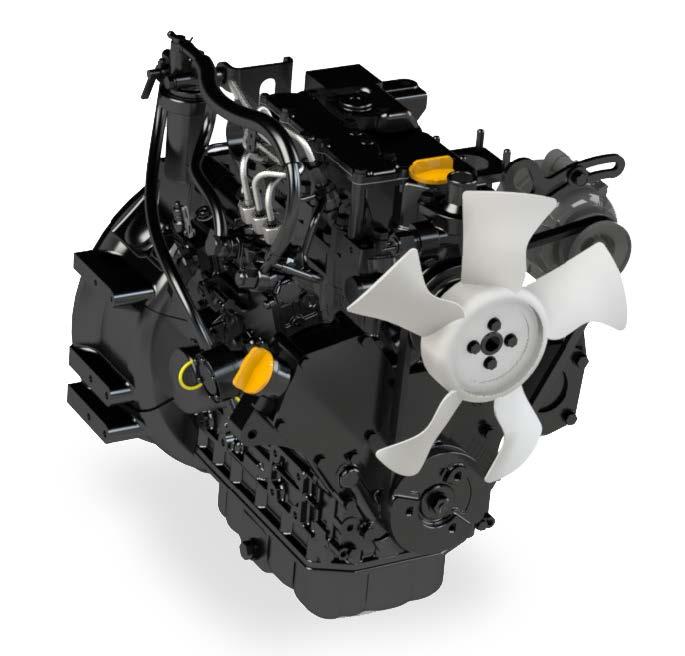 19 hp @ 3000 rpm 3TNV74F-NDYA Image