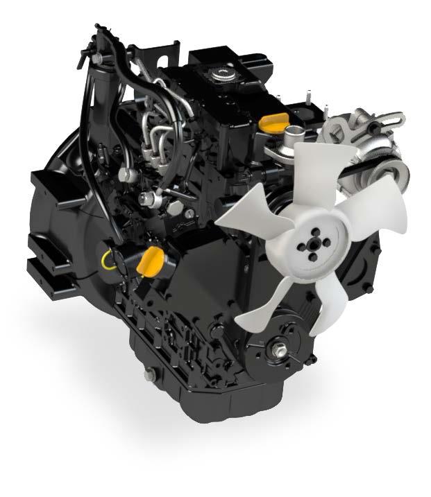 19 hp @ 3000 rpm 3TNV74F-SDSA Image