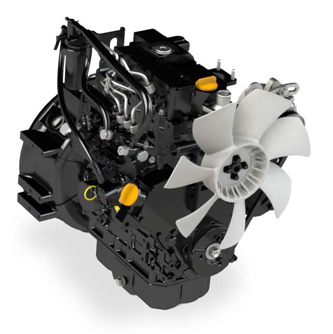 23.9 hp @ 3000 rpm 3TNV80F-SDSA Image