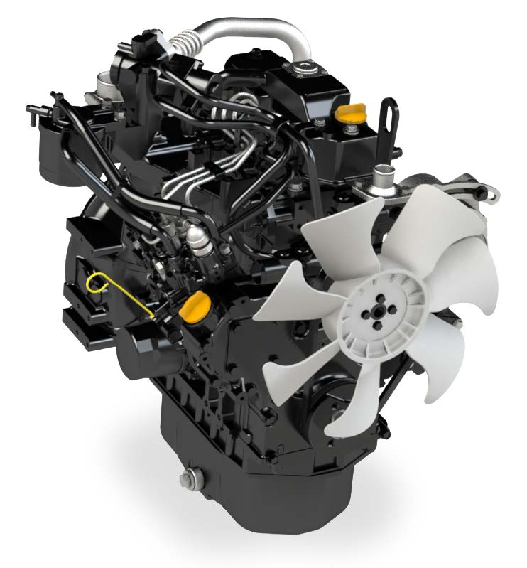 24.4hp @ 2400 rpm 3TNV88F-EPMT Image