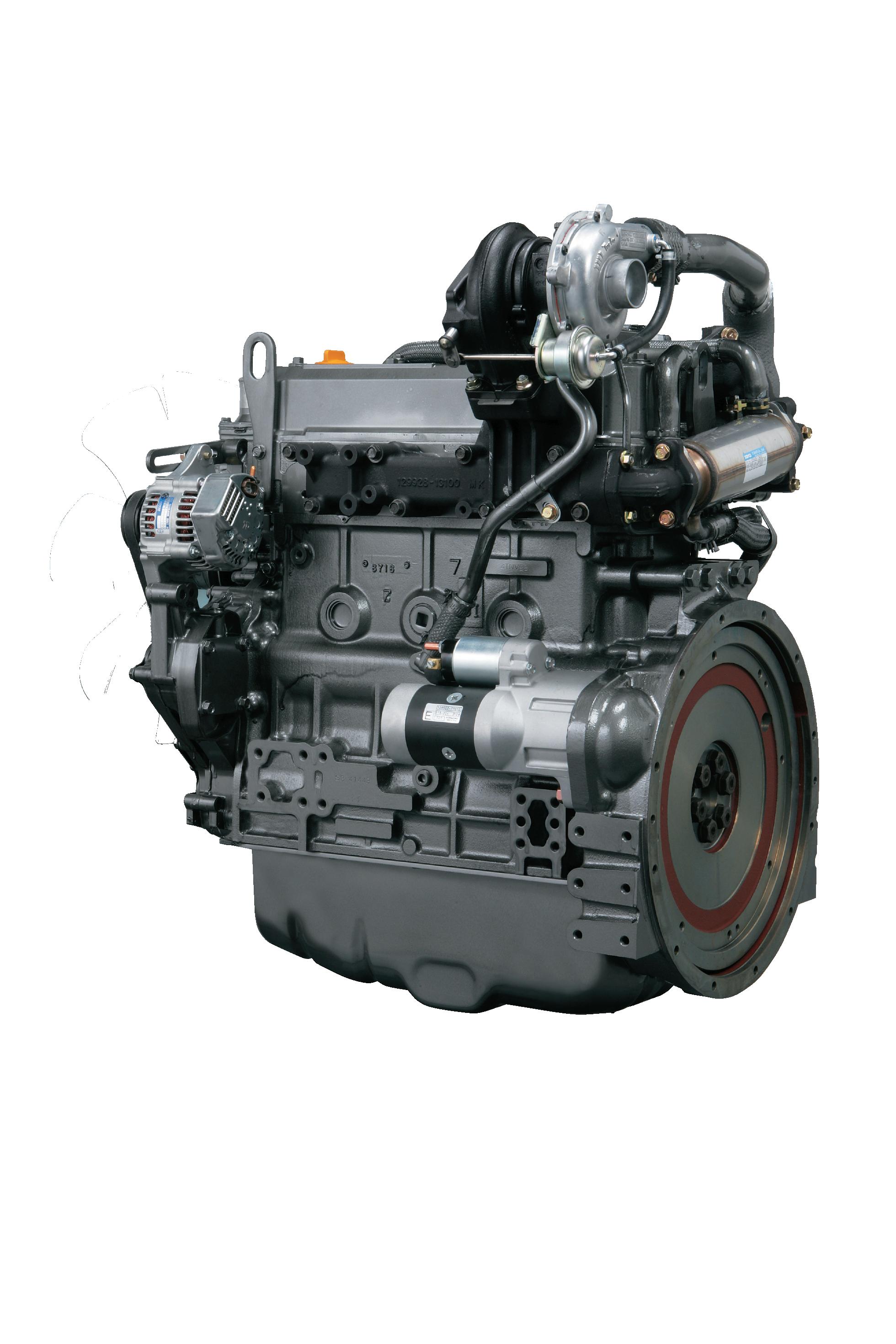 68.3 hp @ 1800 rpm 4TNV98T-ZGGM Image