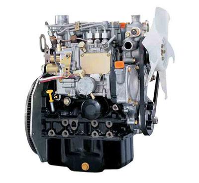 13.7 hp @ 3600 rpm 2TNV70-ASA Image