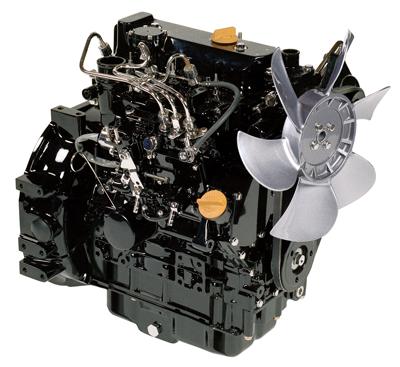 21.9 hp @ 3600 rpm 3TNV70-ASA Image