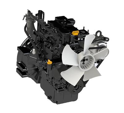 11.8 hp @ 1800 rpm 3TNM74F-NGGE Image