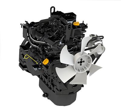 21.1 hp @ 1800 rpm 3TNV88F-UGGE Image