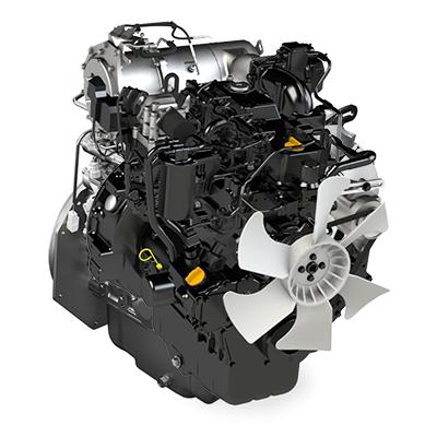 55.7 hp @ 1800 rpm 4TNV98C-GGE Image