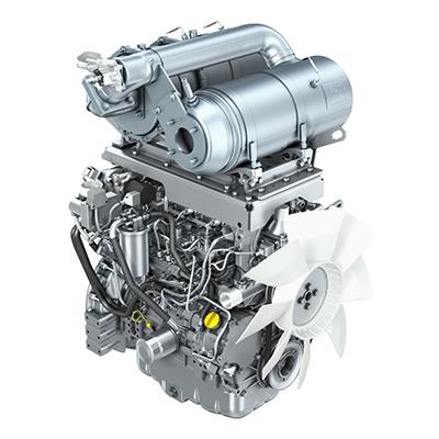 122.2 hp @ 2500 rpm 4TNV94FHT-NYEA2 Image